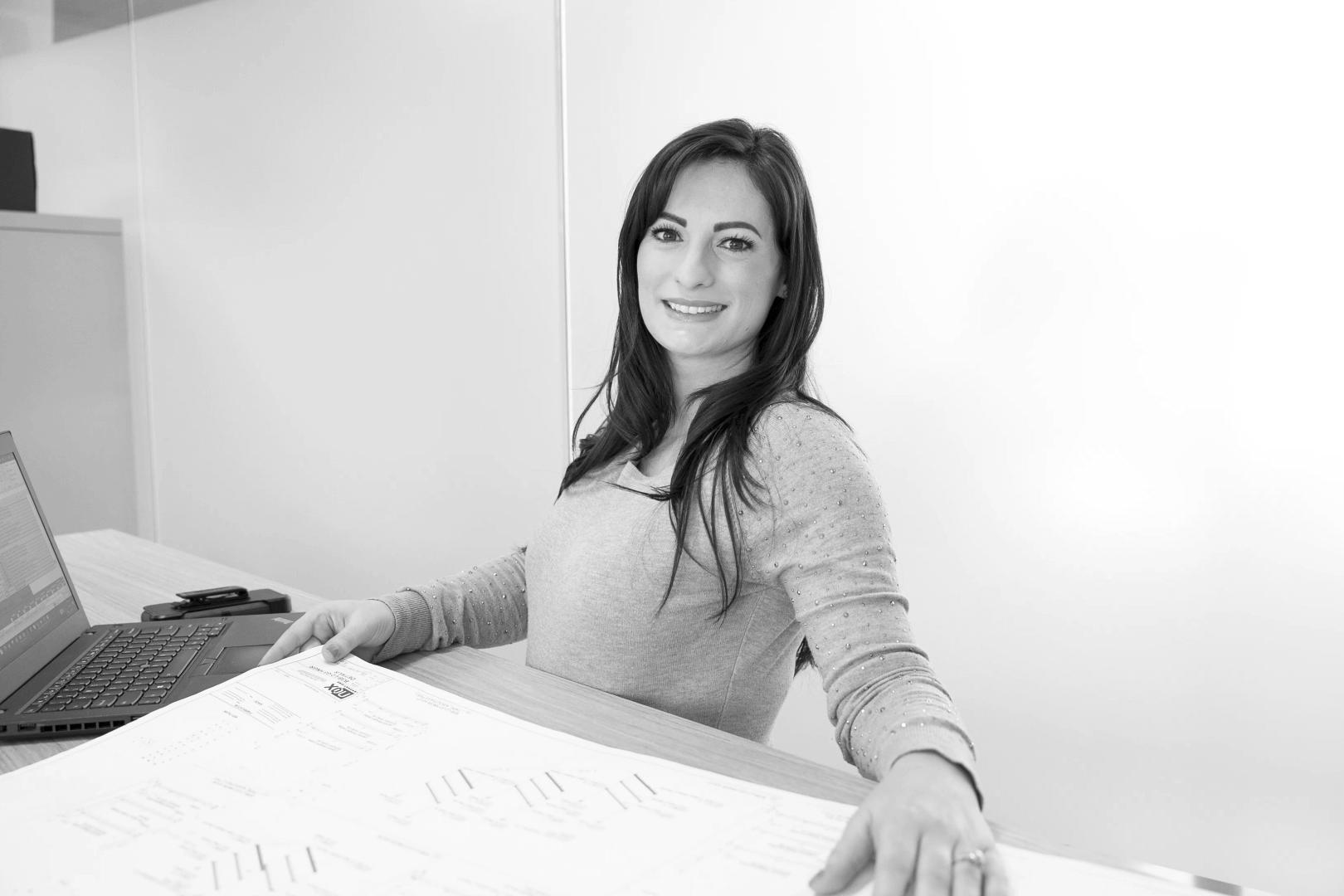 Women in Construction – Sarah Hancock